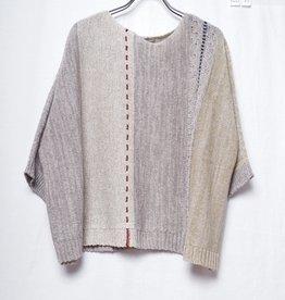 M. & KYOKO Boxy Sweater