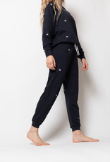 LEALLO Embroidered Lounge Pant