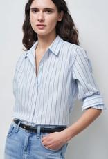 NILI LOTAN Libby Stripe Shirt