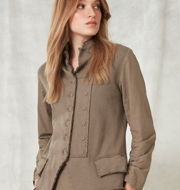 CREA Cotton Military Jacket