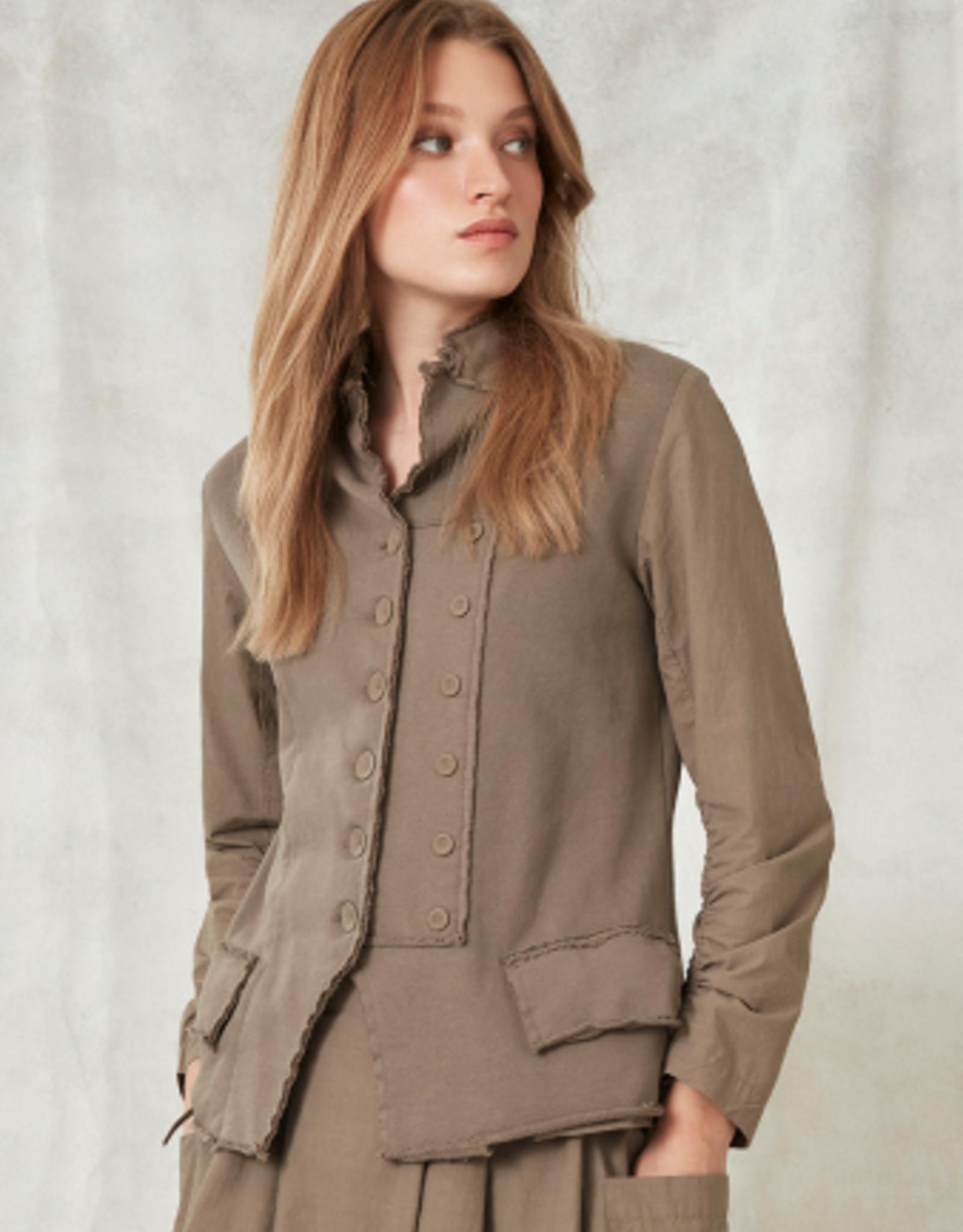 CREA Cotton Military Jacket