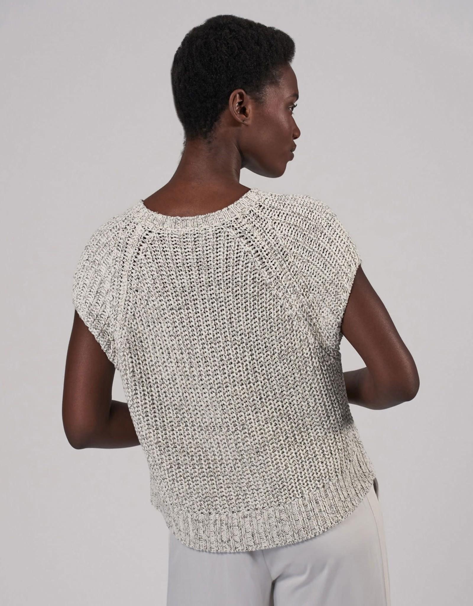 ATM Chunky Mouline Raglan Sweater