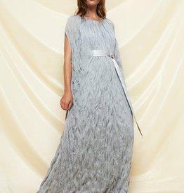 BARUNI Wrinkle Lurex Dress