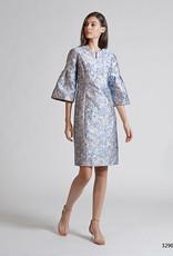 BIGIO Jacquard Print Dress