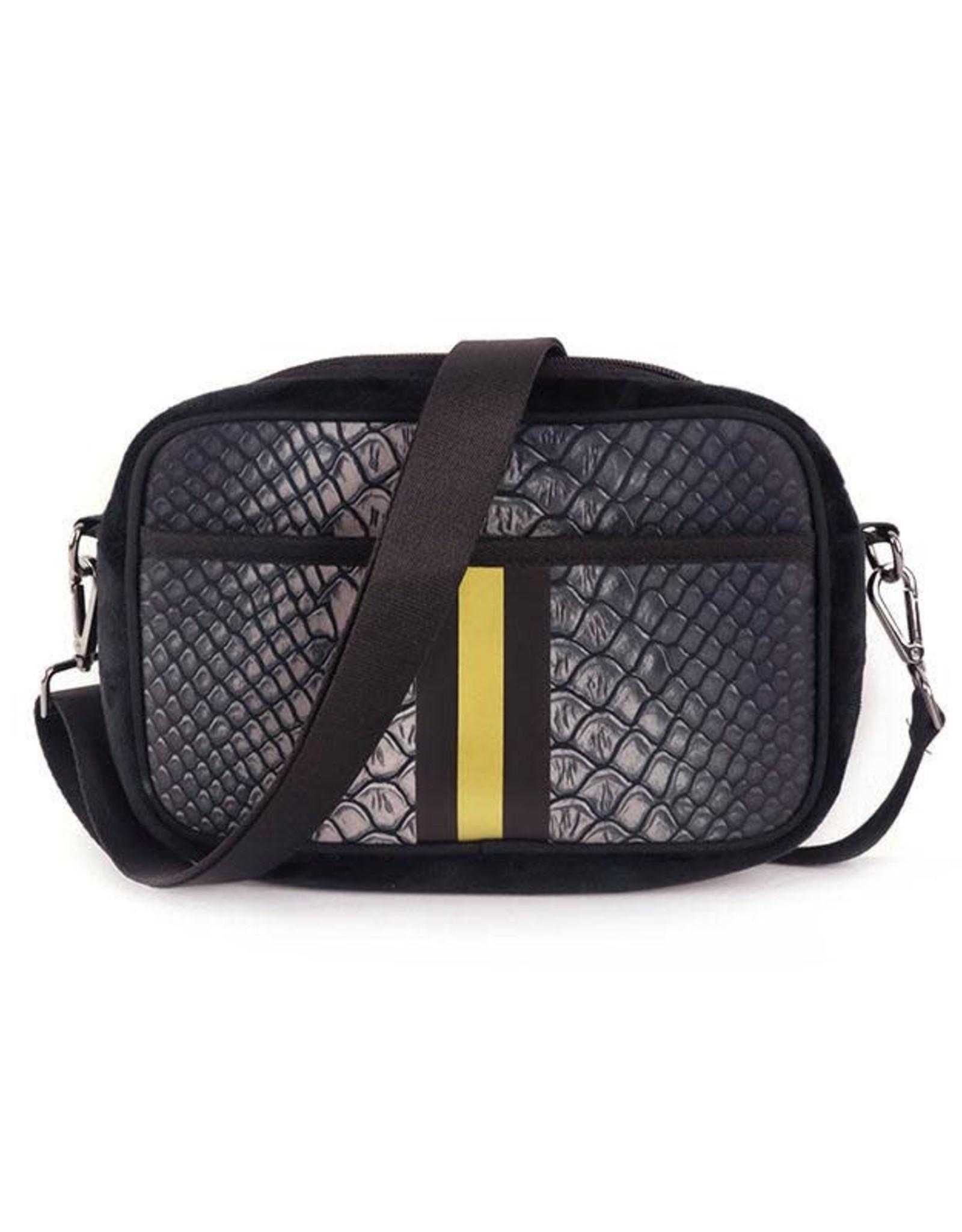 BC HANDBAGS Neoprene Crossbody Bag