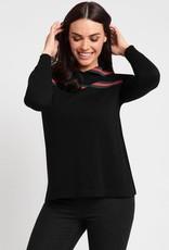 PEACE OF CLOTH Novelty Stripe Hoodie