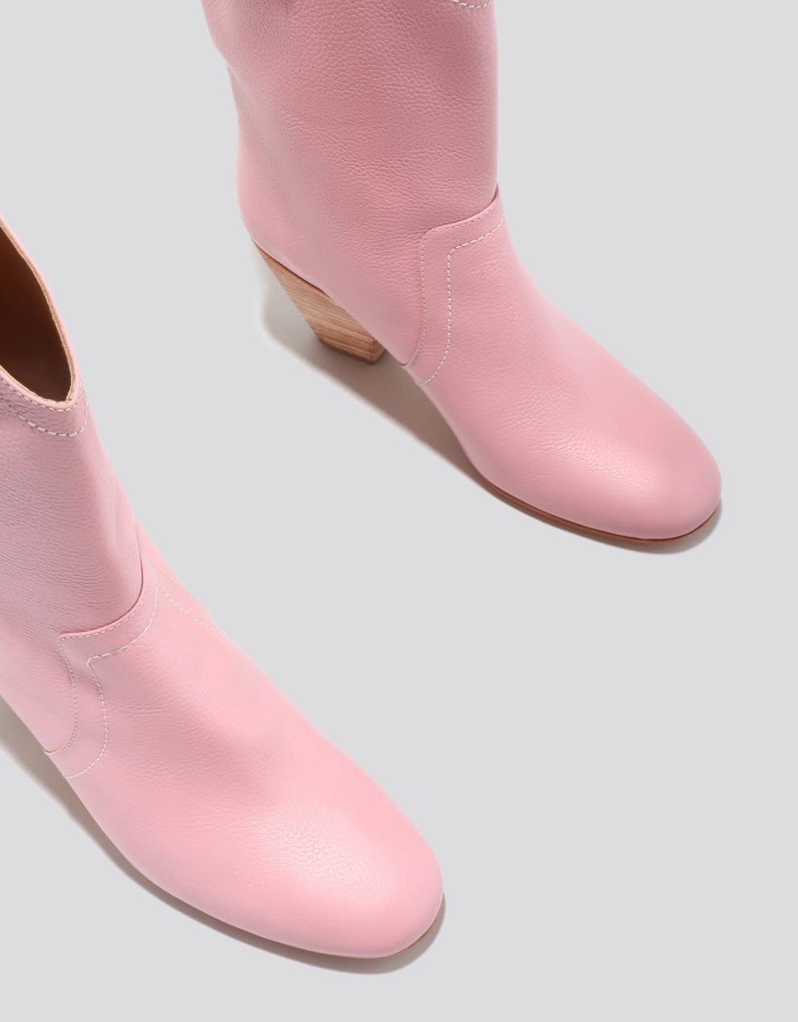 RACHEL COMEY Lydia Boot in Pink Leather