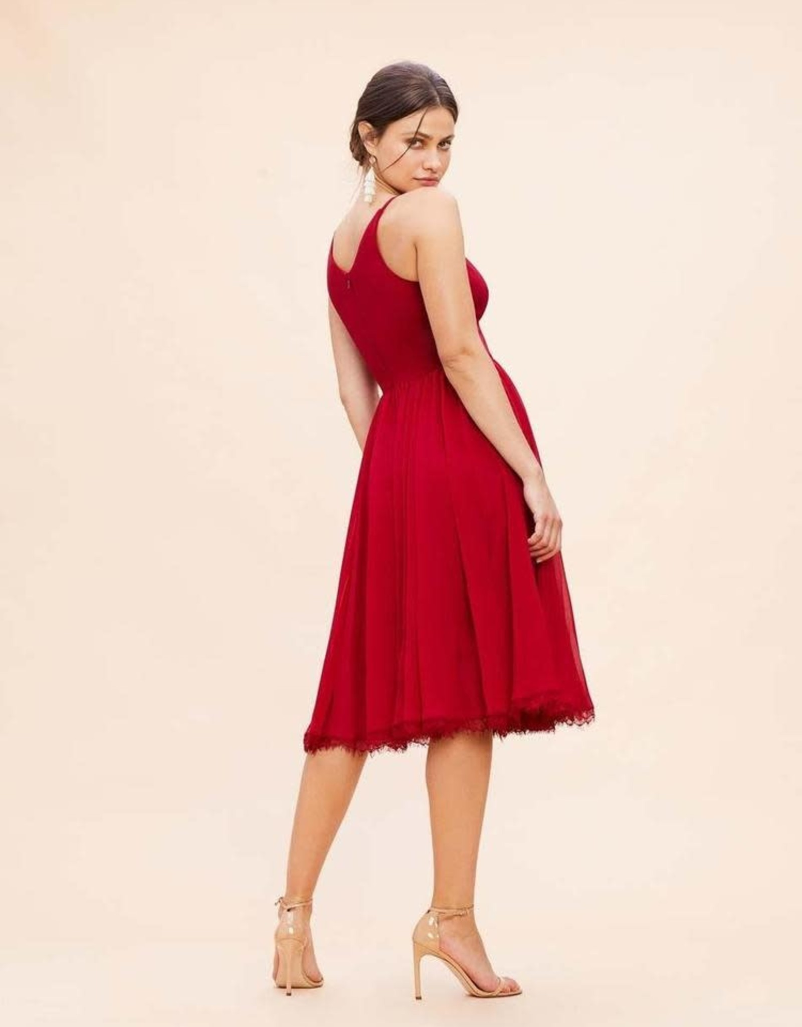 DRESS THE POPULATION Alicia Dress