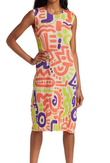 PLEATS PLEASE Cheer Sleeveless Dress