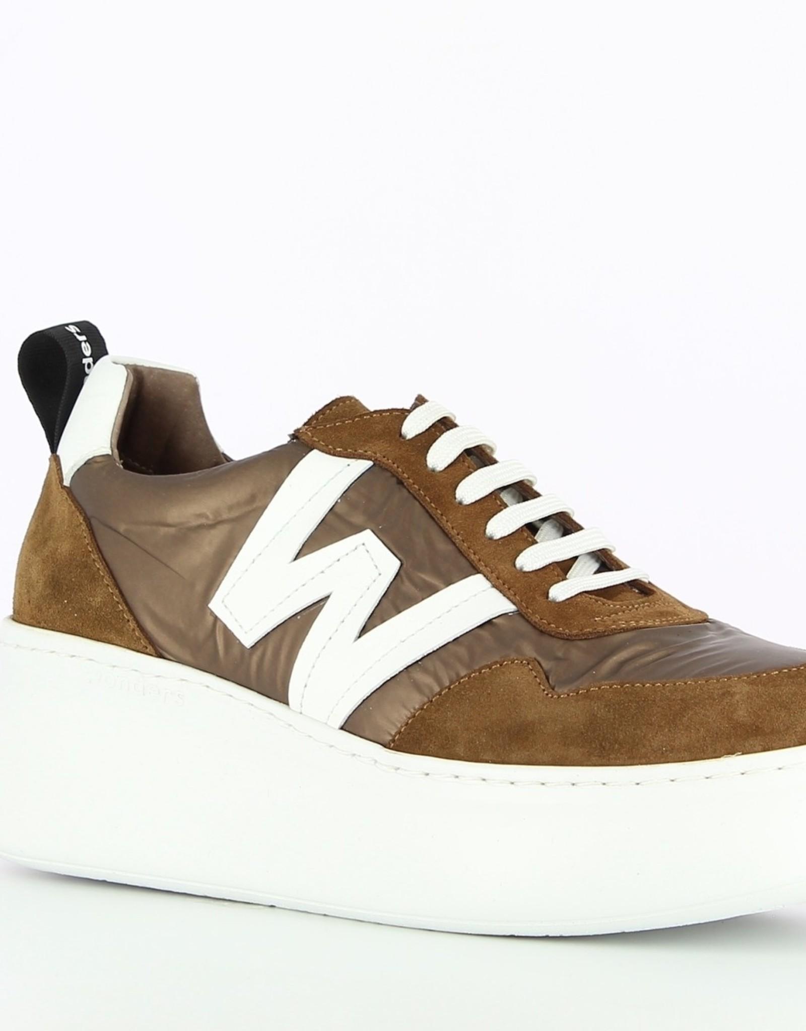 WONDERS Trend Wedge Sneaker