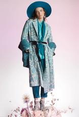 FORTE FORTE Print Jacquard Coat