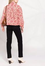 FORTE FORTE Print Jacquard Jacket