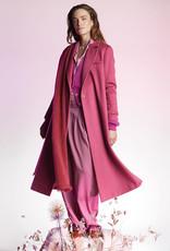 FORTE FORTE Pure Wool Long Coat