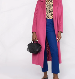 FORTE FORTE Pure Wool Coat