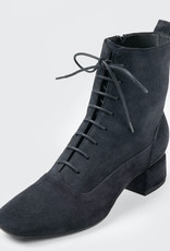 HOMERS Lace Up Suede Ankle Boot