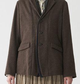 PAS DE CALAIS Wool Blazer