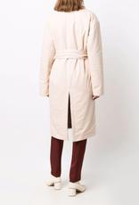 FORTE FORTE Reversible tied-waist Coat
