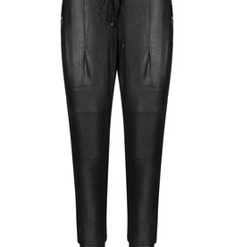RAFFAELLO ROSSI Faux Leather Candy Pant