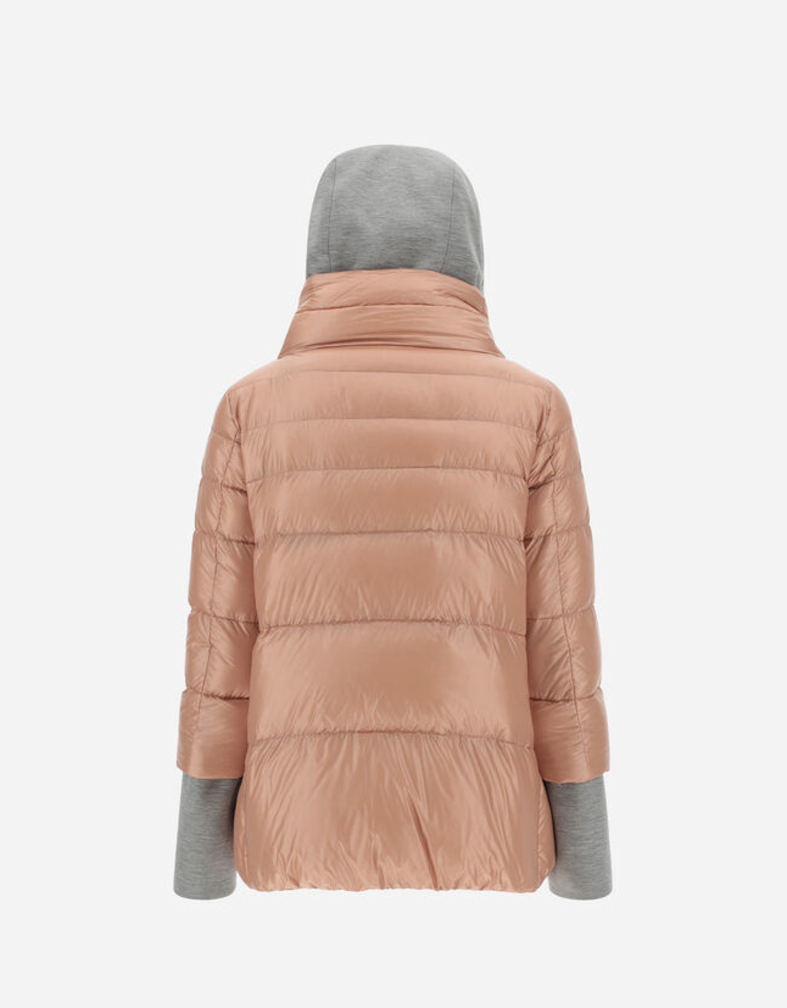 HERNO Ultralight Yoga Fleece Cape