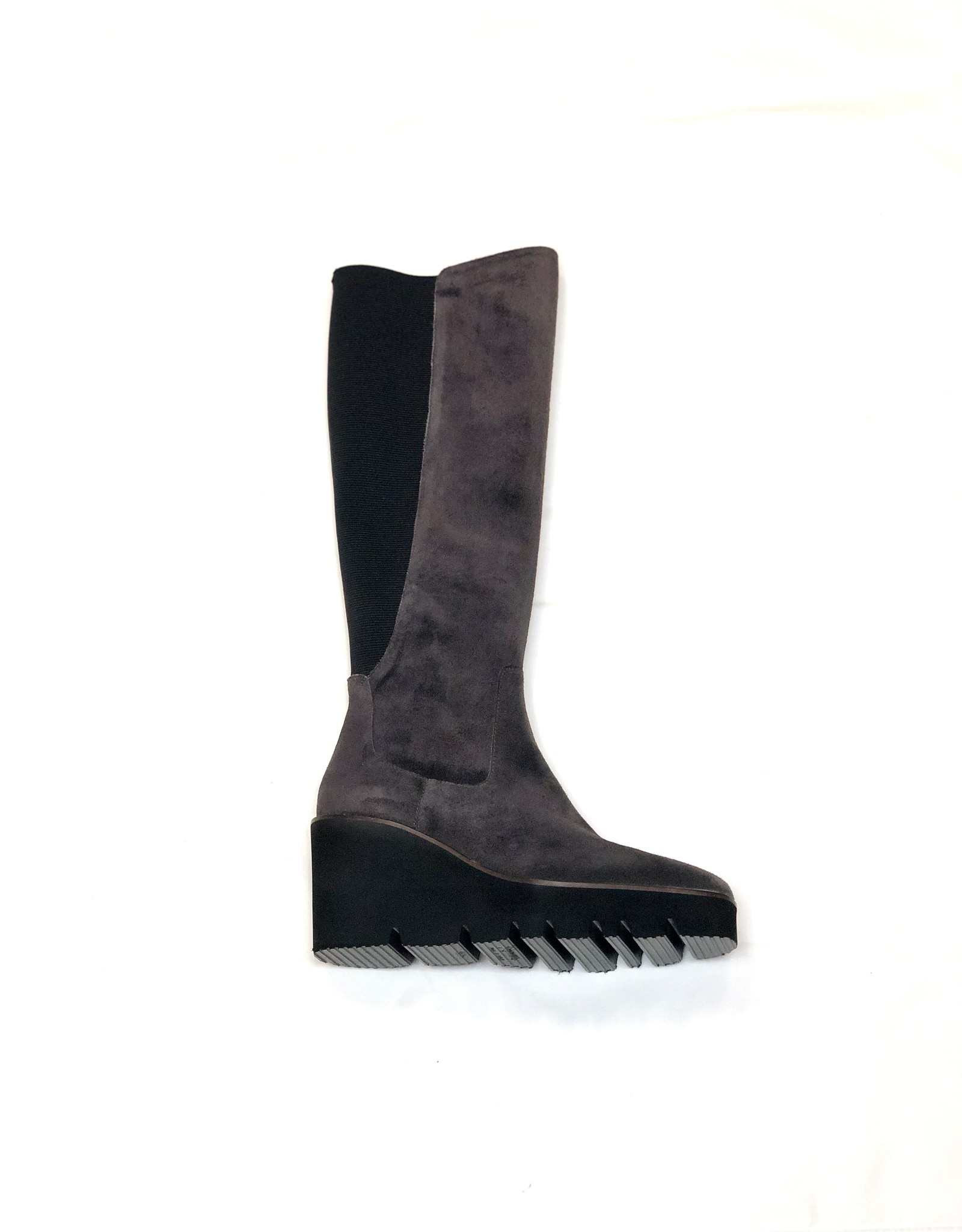 HOMERS Lavagna Suede Knee Boot