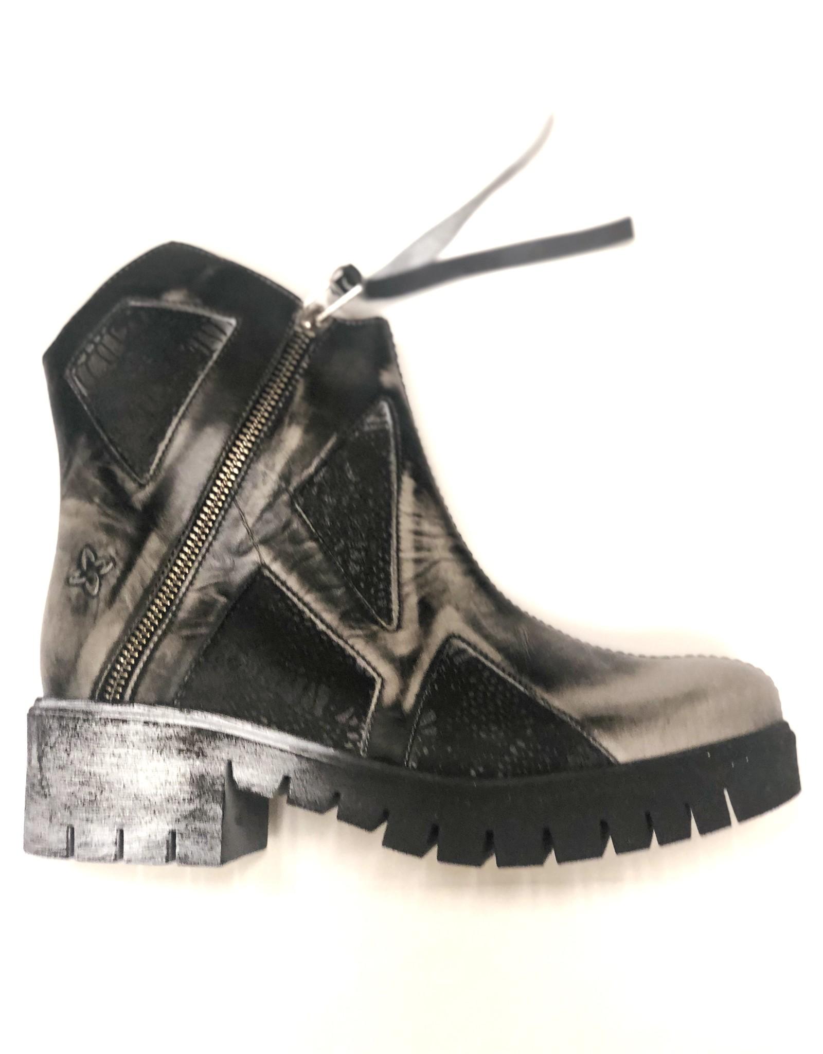 MACIEJKA FOOTWEAR Artist Print Ankle Boots