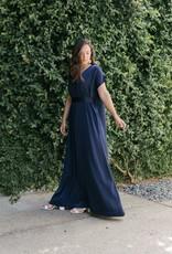ABBEY GLASS Vera Caftan Gown