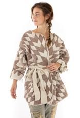 MAGNOLIA PEARL Quilted Aleda Coat