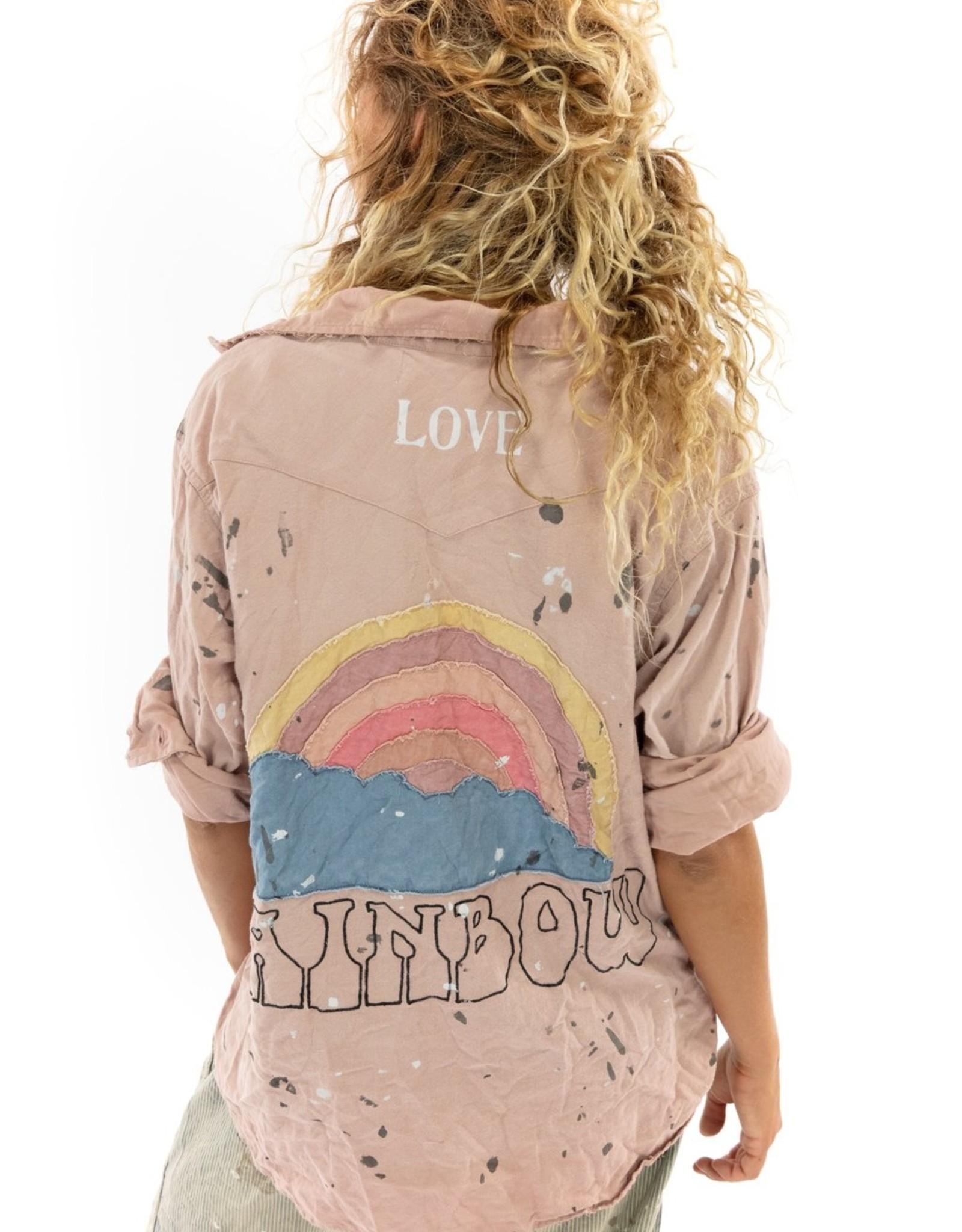 MAGNOLIA PEARL Applique Kelly Shirt
