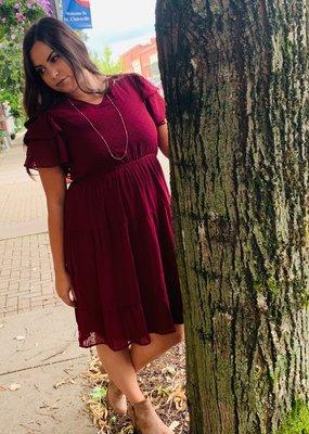 Amy Chiffon Dress