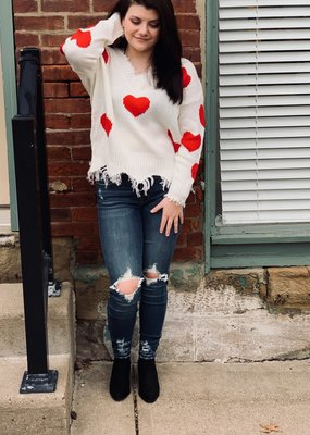 Crazy About You Sweater