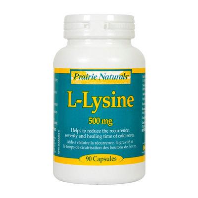 Prairie Naturals Prairie Naturals L-Lysine