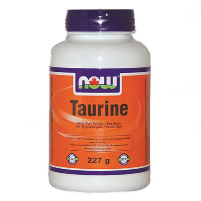 NOW NOW Taurine