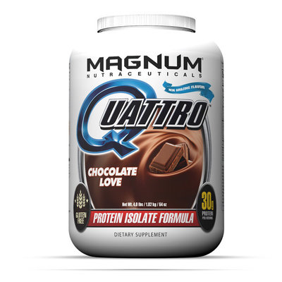 Magnum Nutraceuticals Magnum Nutraceuticals Quattro