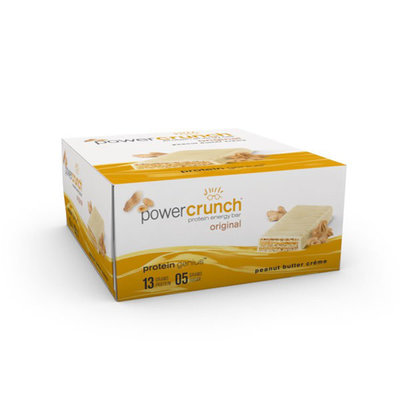 Protein Genius Power Crunch Protein Energy Bar - Box (12 bars)