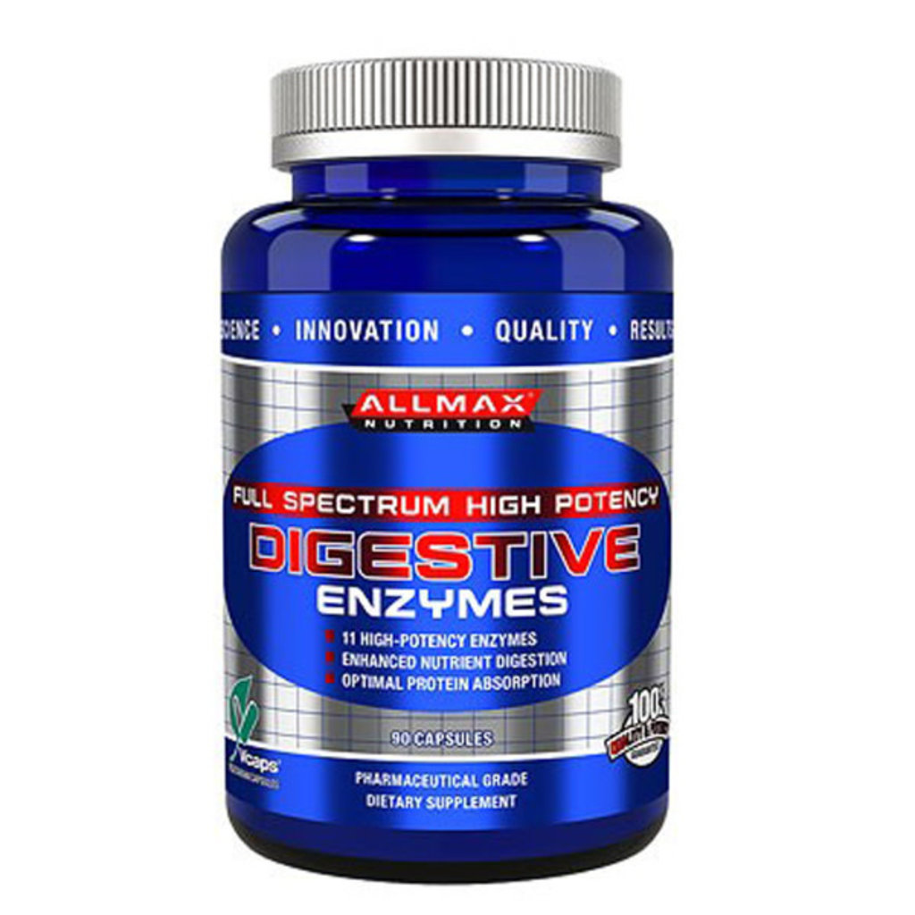 All Max Nutrition AllMax Digestive Enzymes