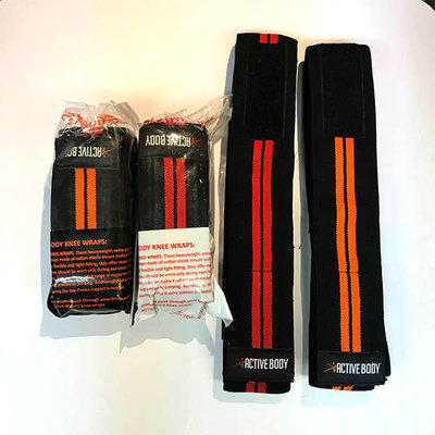 Active Body Active Body Knee Wraps