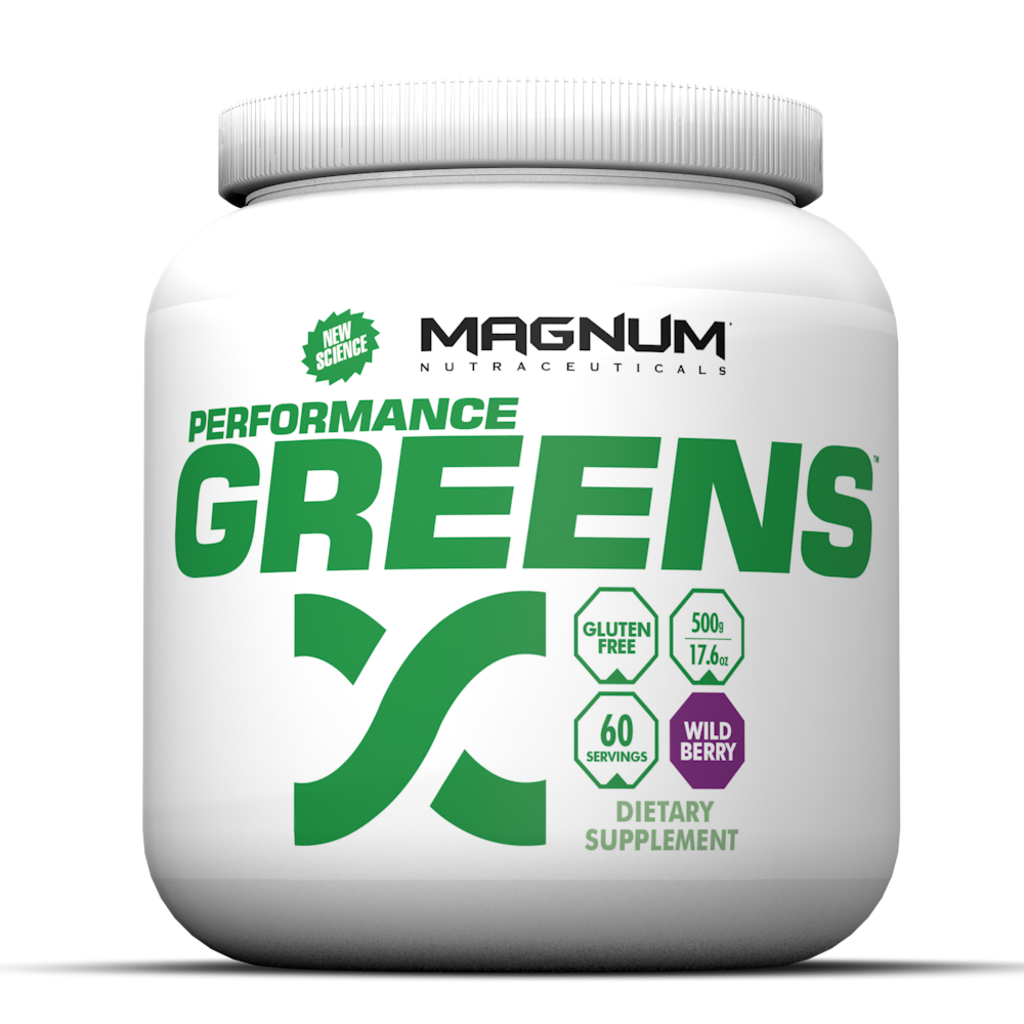 Magnum Nutraceuticals Magnum Nutraceuticals Performance Greens