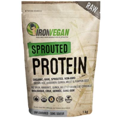 Progressive Progressive Iron Vegan Sprouted Protein