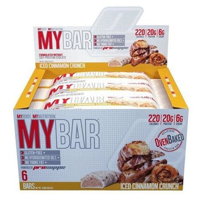 Pro Supps Prosupps MY BAR Oven Baked Protein bar box