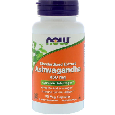 NOW NOW Ashwagandha