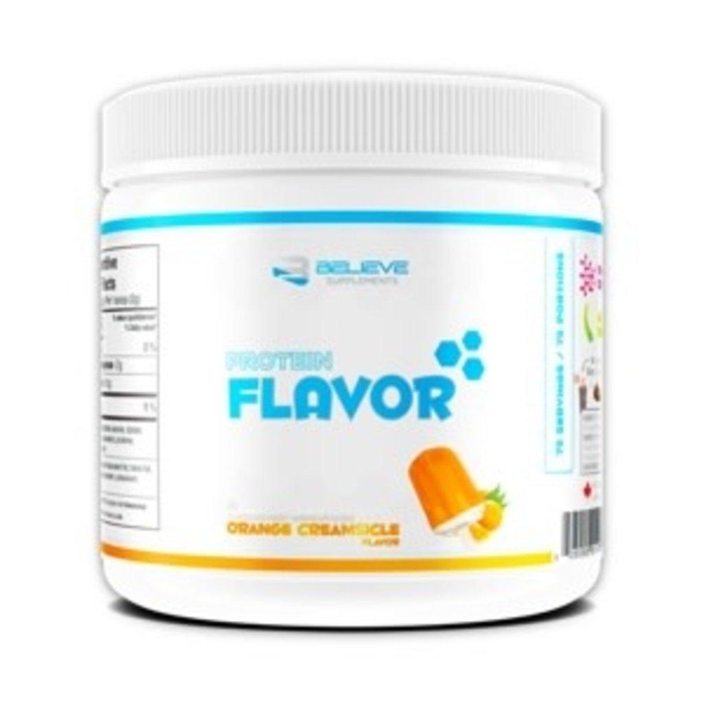 believe supplements Believe Protein Flavour