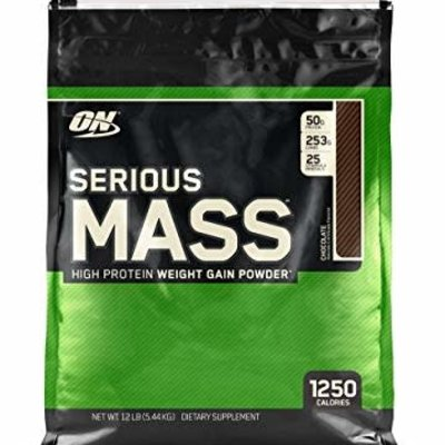 ON Serious Mass High Protein