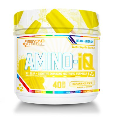 Beyond Yourself Beyond Yourself Amino-iQ