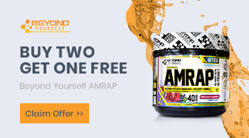 Buy two get one free Beyond Yourself AMWRAP