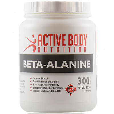 Active Body Lifestyle Supplements Active Body Beta-Alanine