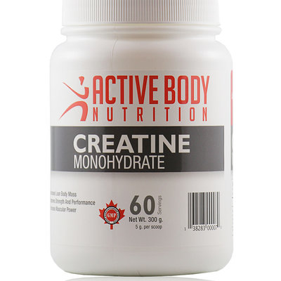 Active Body Lifestyle Supplements Active Body Creatine Monohydrate