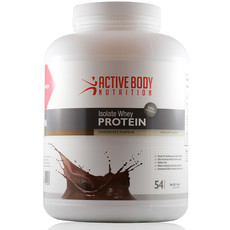 Active Body Lifestyle Supplements Active Body Isolate Whey Protein