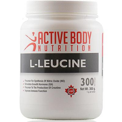 Active Body Lifestyle Supplements Active Body L-Leucine