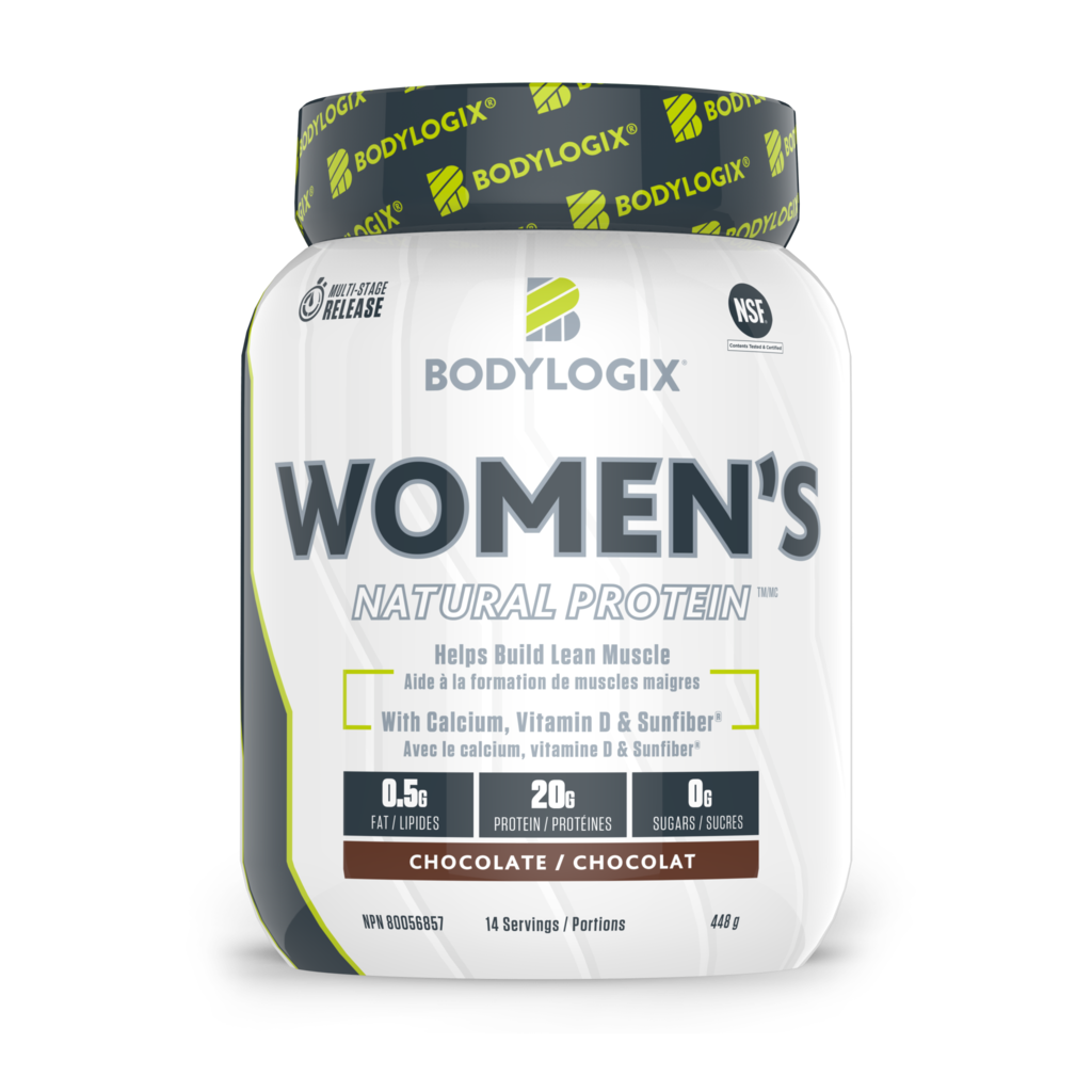 Bodylogix Bodylogix Women's Natural Protein