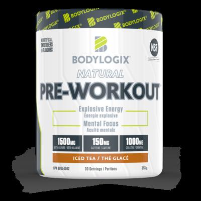 Bodylogix Bodylogix Pre-Workout